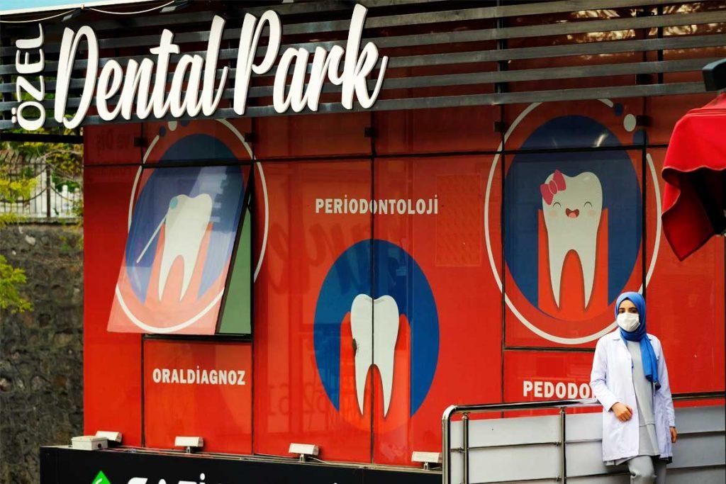 Dudullu Dental Park Ağız ve Diş Sağlığı Polikliniği