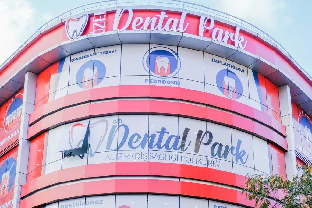 Ümraniye Santral Dental Park Ağız ve Diş Sağlığı Polikliniği