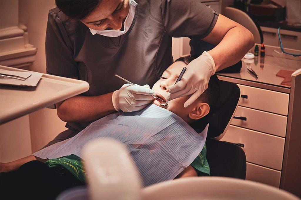 Çocuk Diş Hekimi (Pedodontist)